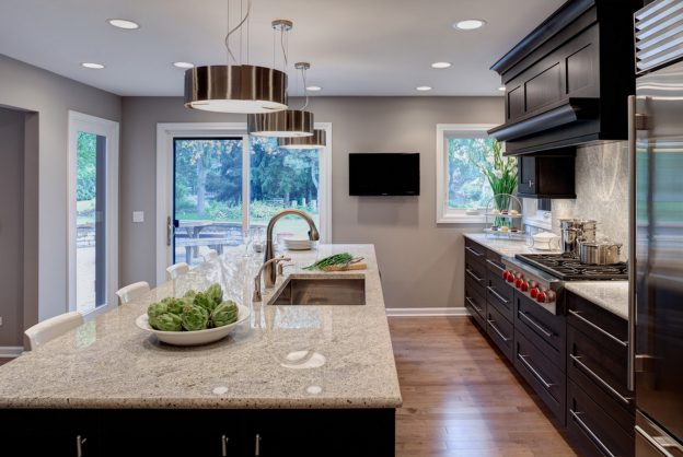 How Much Does A Kitchen Remodel Cost In - What does a kitchen remodel cost